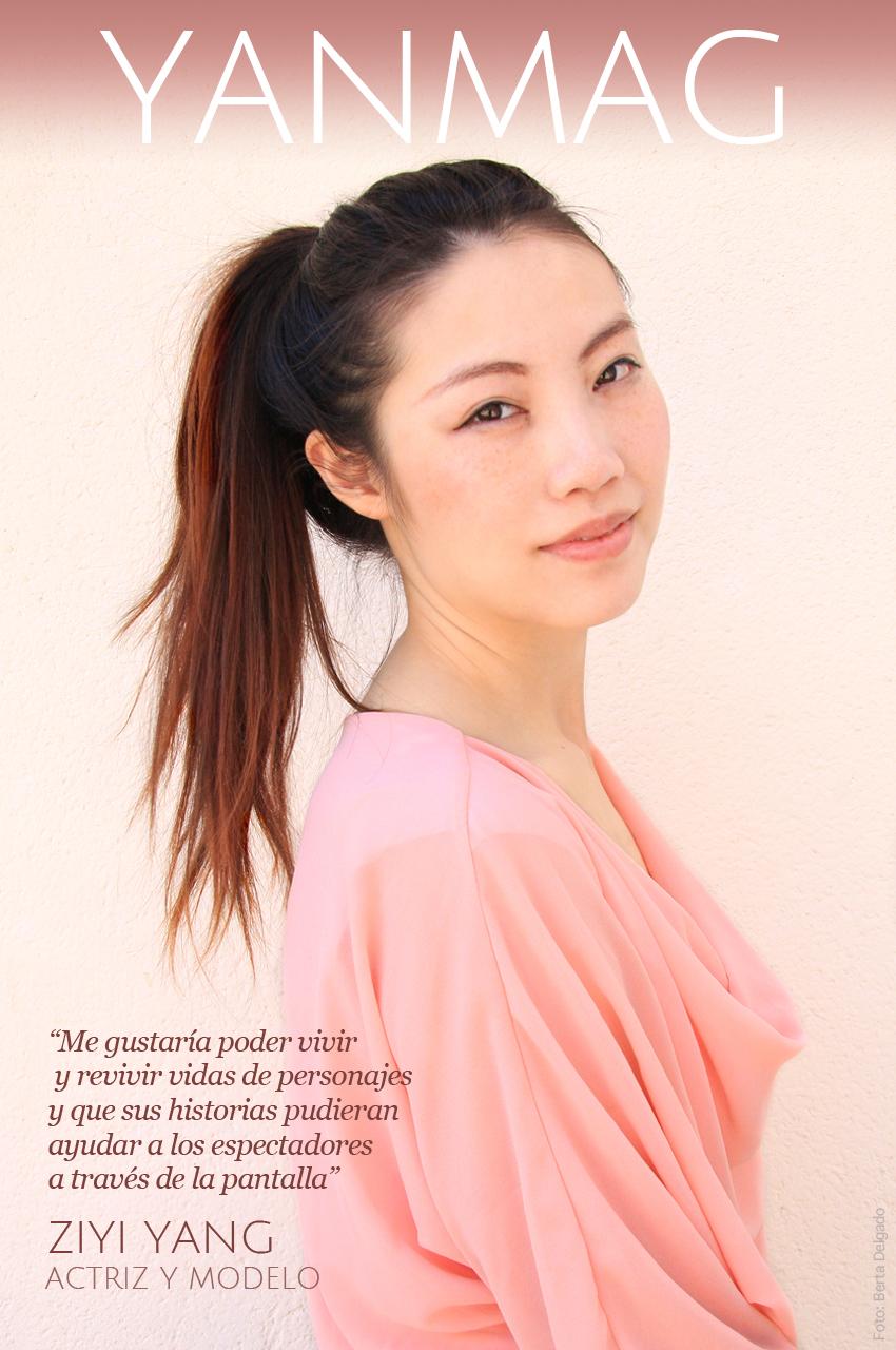 Portada_Ziyi_Yang_YanMag_actriz_modelo_china_en_España