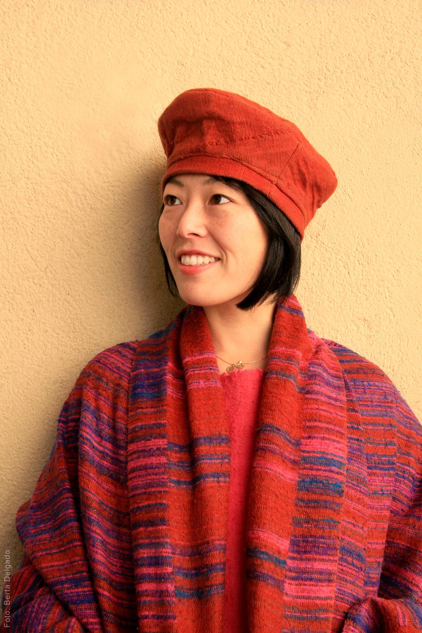 Makiko Sese, YanMag. Foto Berta Delgado