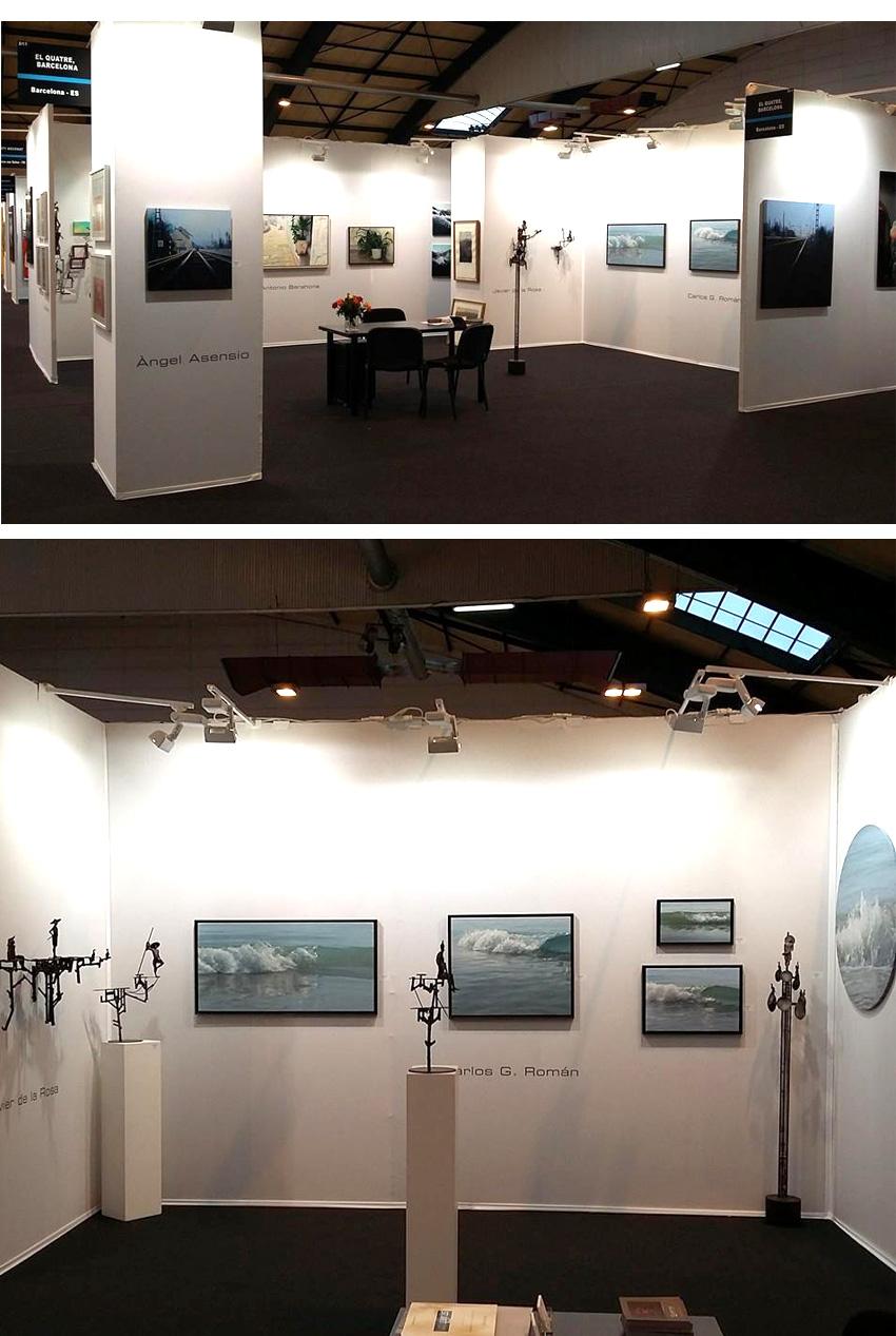El Quatre Sala de Arte. Entrevista Yanmag.