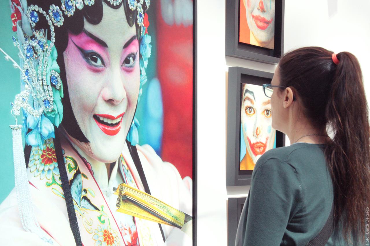 El Quatre Sala de Arte. Entrevista Yanmag. Foto Berta Delgado