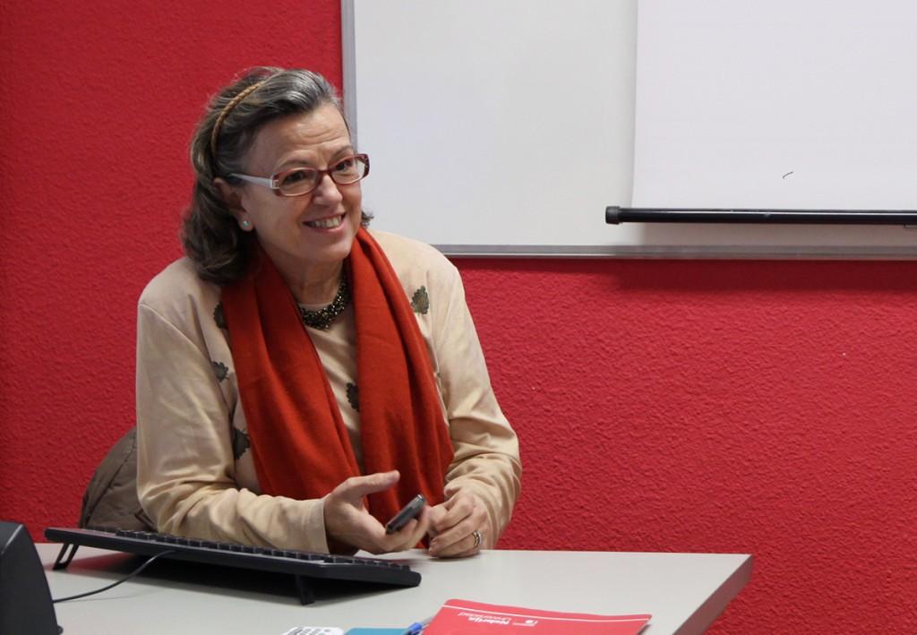 Georgina Higueras-Nebrija