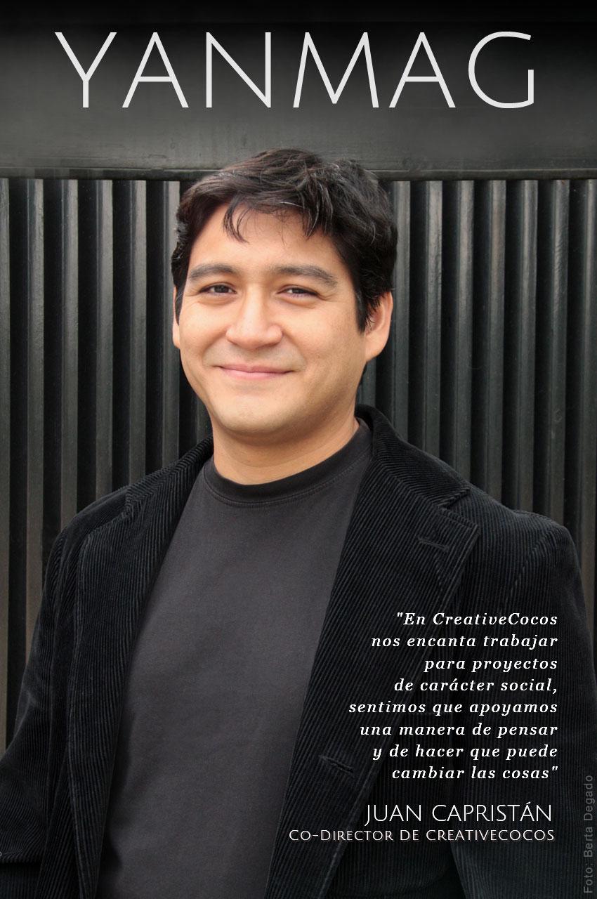 Juan-Capristan-Director-CreativeCocos-programacion-diseño-web-gestores-de-contenidos-proyectos-sociales-YanMag