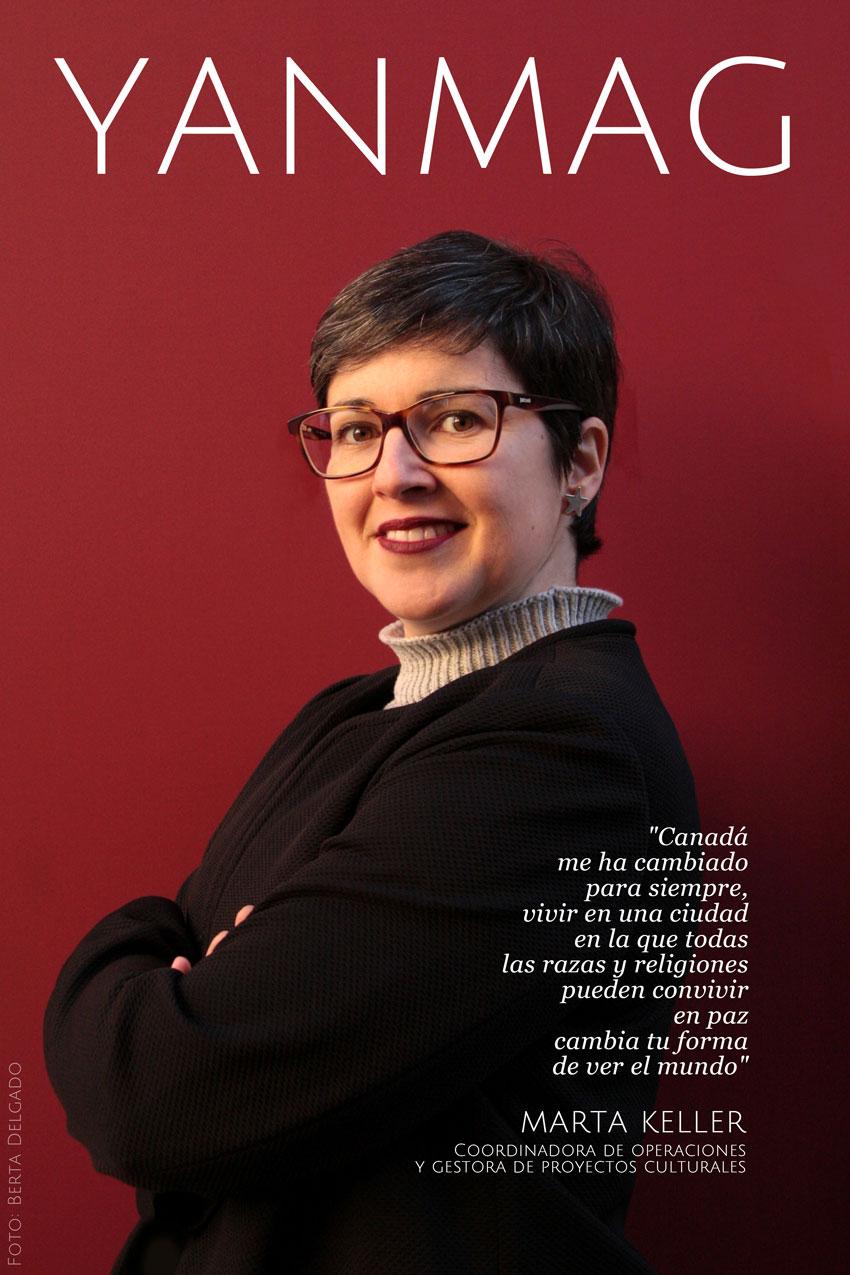 Marta-Keller-Gestora-de-proyectos-culturales-Canada-España-YanMag