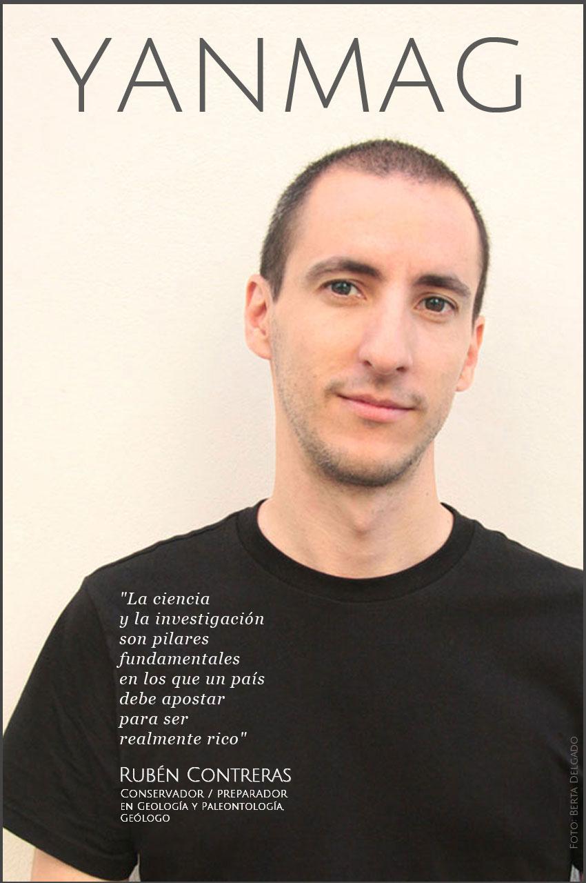 Rubén-Contreras-Izquierdo-conservador-preparador-en-panteologia-geologo-museo-nacional-de-escocia-YanMag