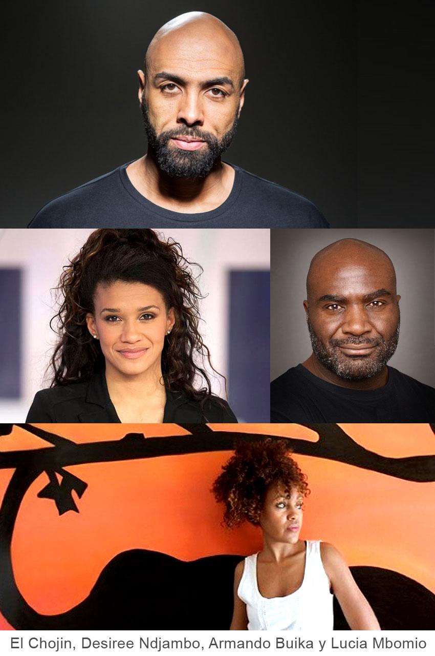El-Chojin-Desiree-Ndjambo-Armando-Buika-Lucia-Mbomio-Moha-Gerehou-Yanmag