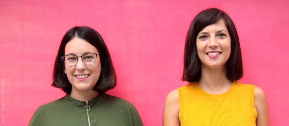 Covi Segovia y Sara Barragán – Fundadoras de Mr. Regueful