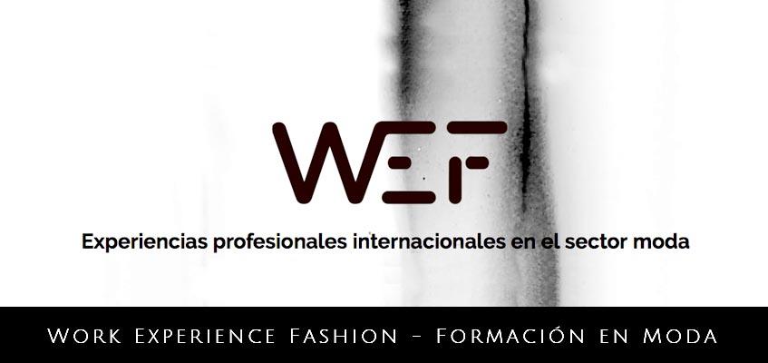 Work Experience Fashion – Formación en Moda