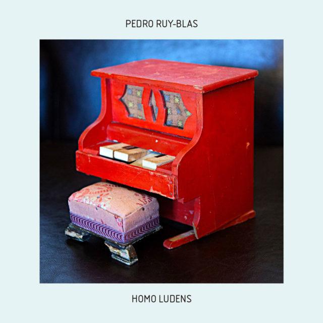 """Álbum """"Homo Ludens"""" de Pedro Ruy Blas"""
