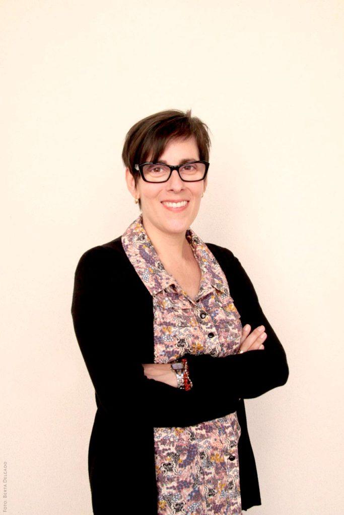 Oliva Cachafeiro es supervisora del programa educativo del Museo Africano de Valladolid