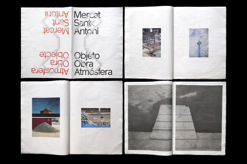 Proyecto fotografico de Asier Rua sobre el Mercat de Sant Antoni