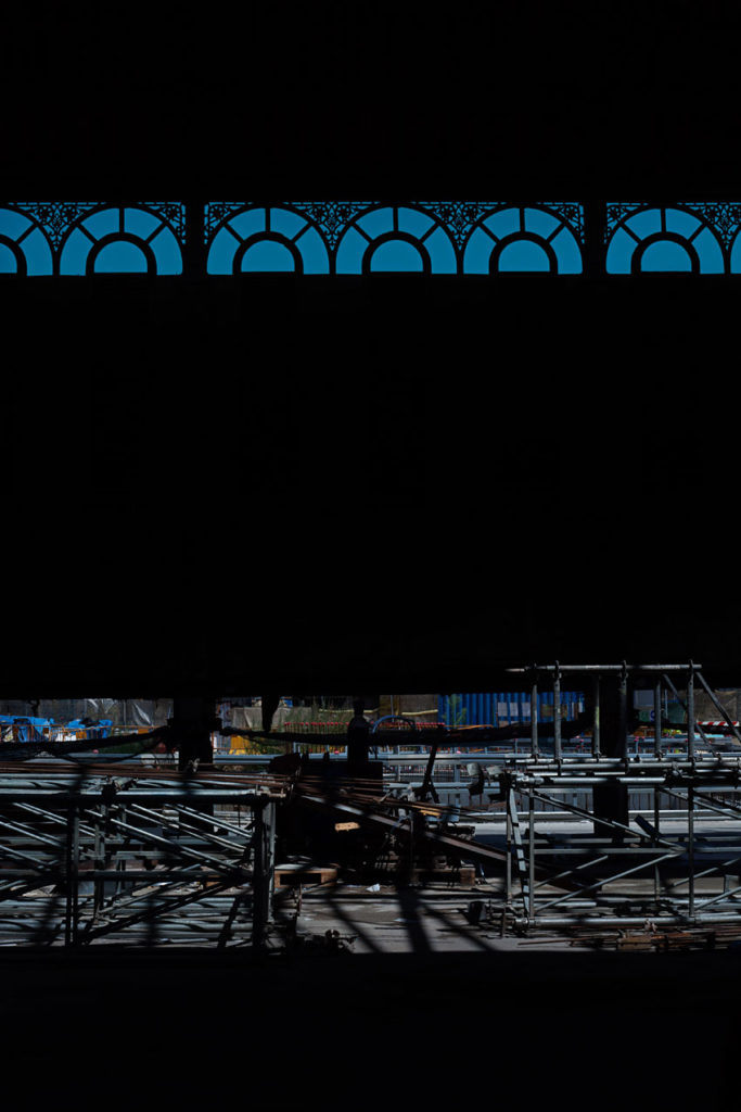 Asier Rua - Mercat Sant Antoni, objeto, obra, atmósfera