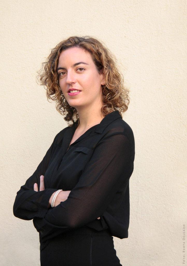 """Lara Diloy: """"Las directoras de orquesta tenemos mucho que ofrecer y muchas ganas de mostrarlo. Hemos venido para quedarnos"""""""
