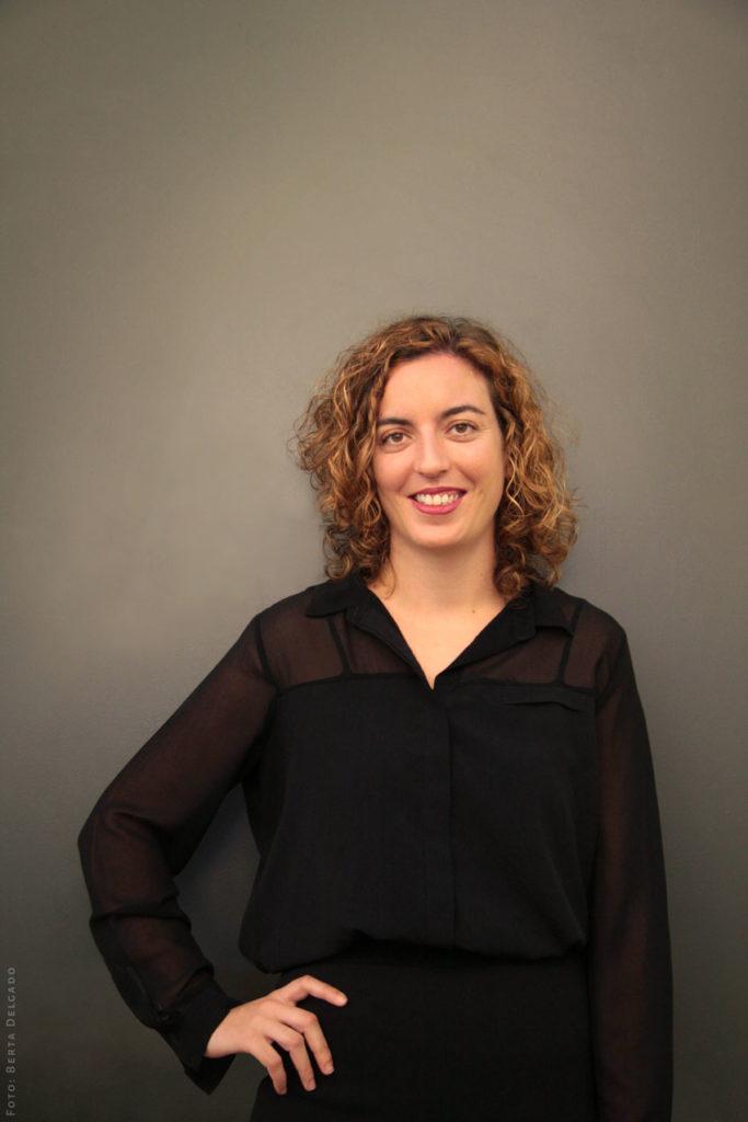 """Lara Diloy, directora de orquesta: """"Me gustaría que levantemos más la vista de las pantallas. Que disfrutemos de la compañía de los demás, de aquello valioso que nos ofrece la vida. Y, por supuesto, que pongamos cultura y música en ella"""""""