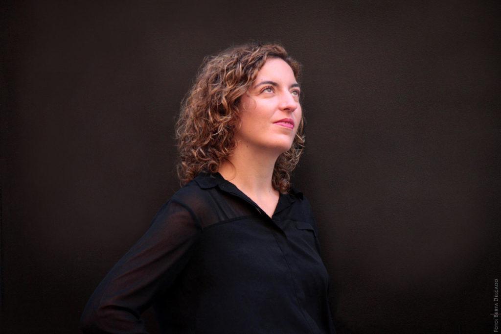"""Lara Diloy, directora de orquesta: """"Quiero disfrutar de cada paso en mi carrera"""""""