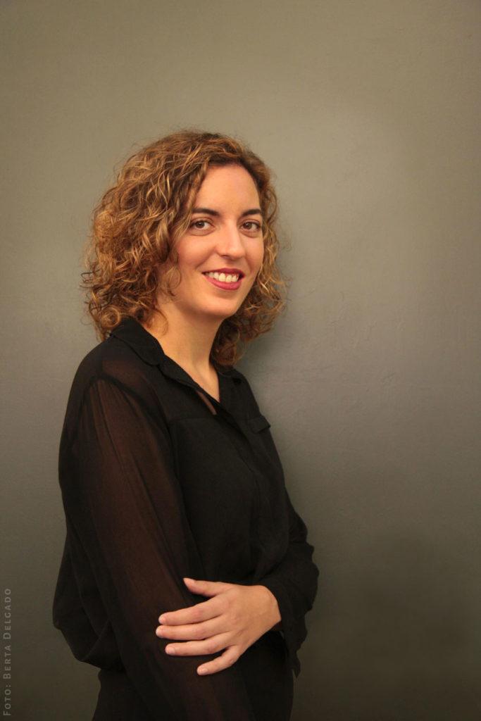 """Lara Diloy, directora de orquesta: """"Detrás de esos días intensos de ensayos con la orquesta, hay meses de preparación"""""""