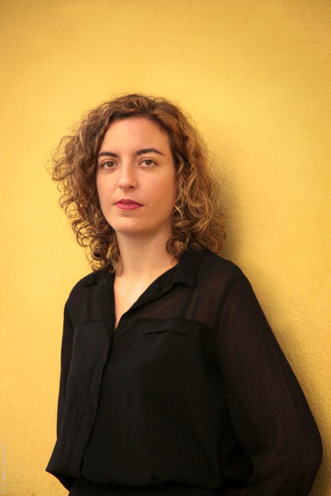 Lara Diloy. Directora de Orquesta e intérprete de trompa. YanMag