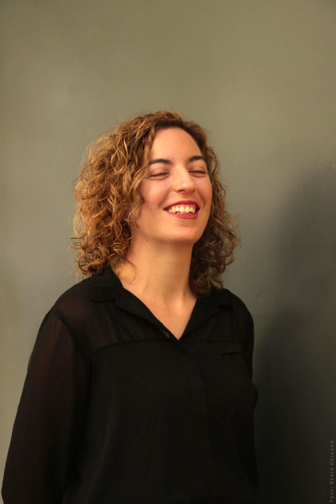 """Lara Diloy, directora de orquesta: """"A través de la música podemos conseguir cosas increíbles"""""""