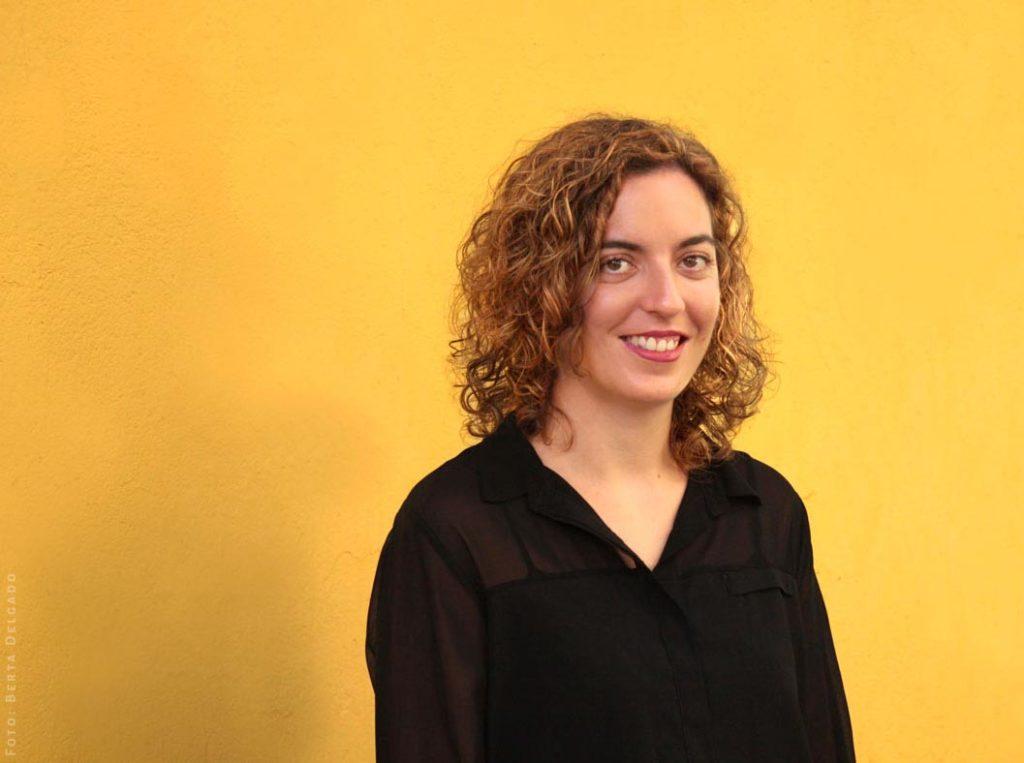 """Lara Diloy, directora de orquesta: """"Dirigir una orquesta es comunicar, es la posibilidad de emocionar a través de la música"""""""