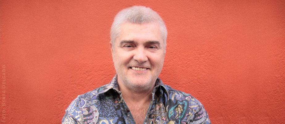 Manuel Quintana. Especialista en accesibilidad web para discapacitados. Foto: Berta Delgado. YanMag