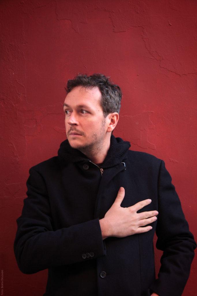 Ignacio Vleming. Escritor, periodista y poeta. Foto: Berta Delgado. YanMag