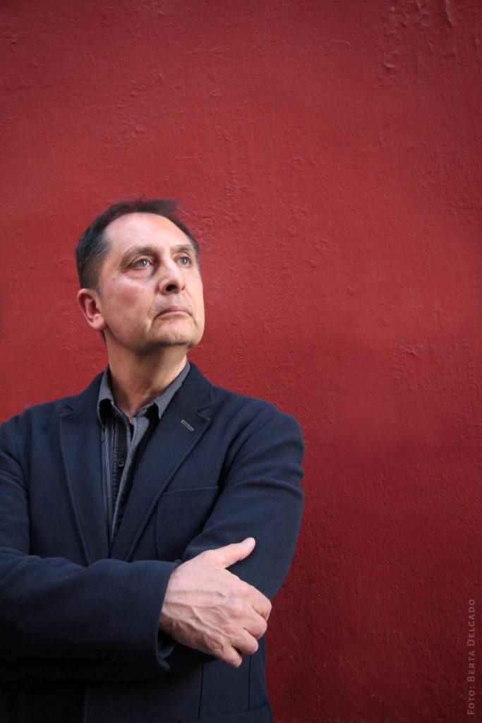 Daniel Barroso. Director de APPA Art Gallery. Foto: Berta Delgado