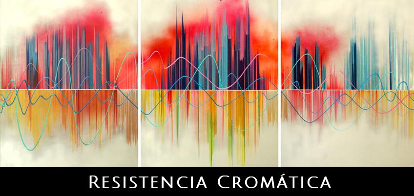 """""""Resistencia Cromática"""" en APPA art gallery"""