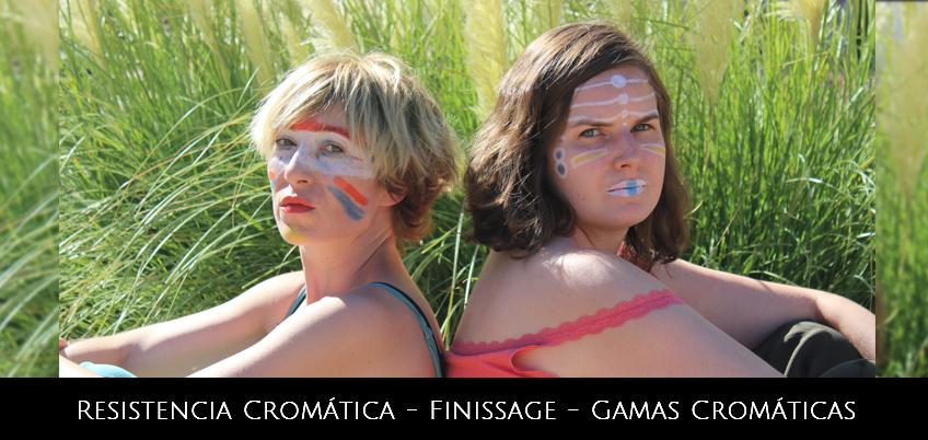 Resistencia Cromatica. Finissage. Gamas Cromaticas. APPA Art Gallery