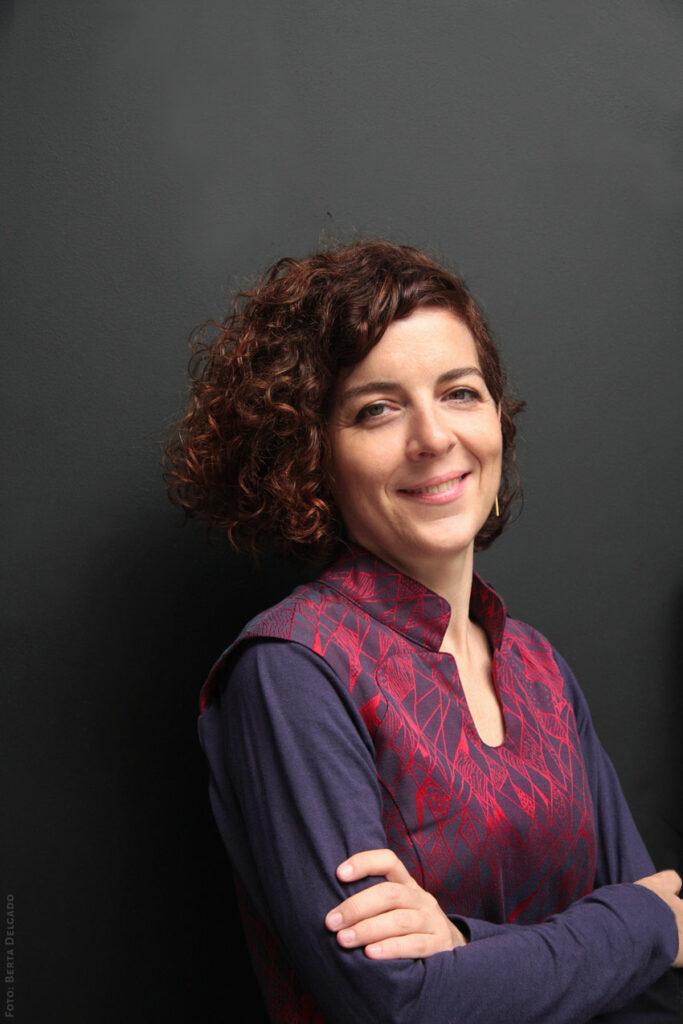 Clara Merin. Comunicadora Cultural. Foto: Berta Delgado. YanMag