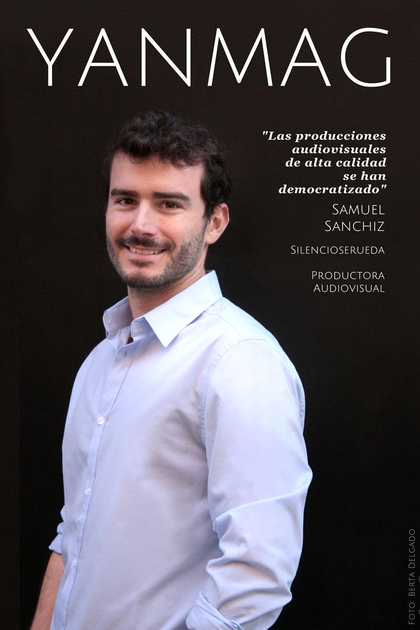 Samuel Sanchiz- Silencioserueda. Foto: Berta Delgado. YanMag
