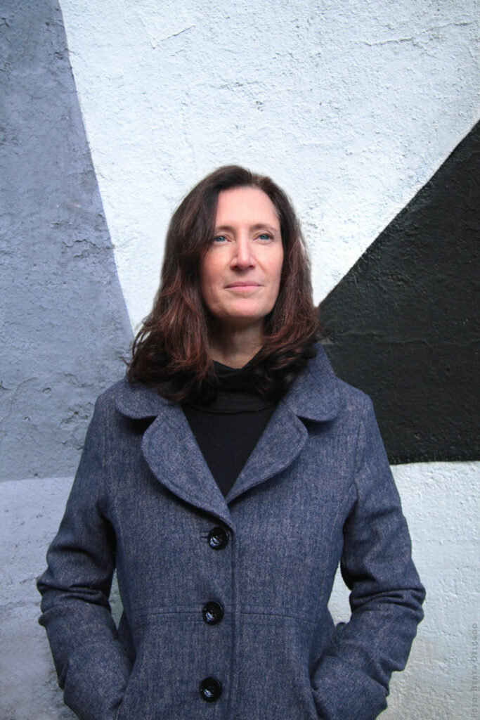 Florencia Kettner. Artista visual. Foto: Berta Delgado. YanMag