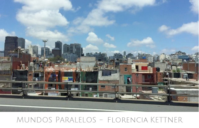 Florencia Kettner - Mundos Paralelos