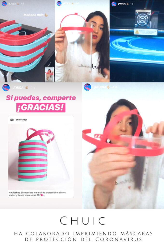 Chuic Shop- Complementos 3D