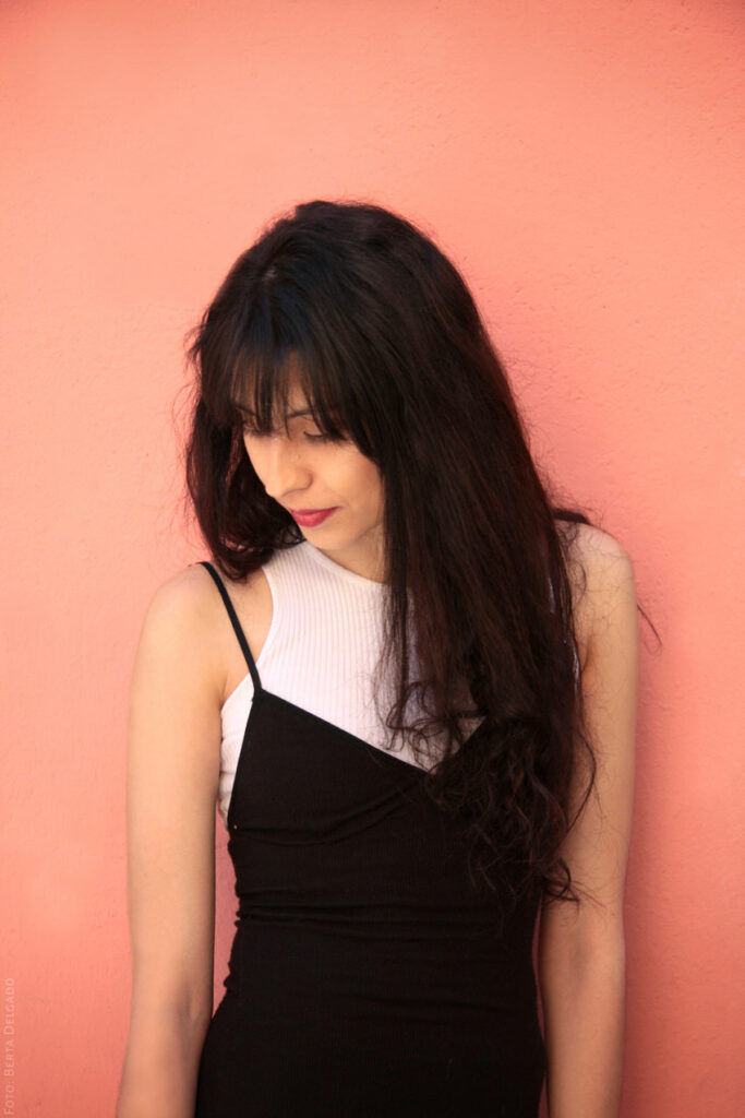 Pamela Aguayo. Fotografa de moda. Foto: Berta Delgado. YANMAG