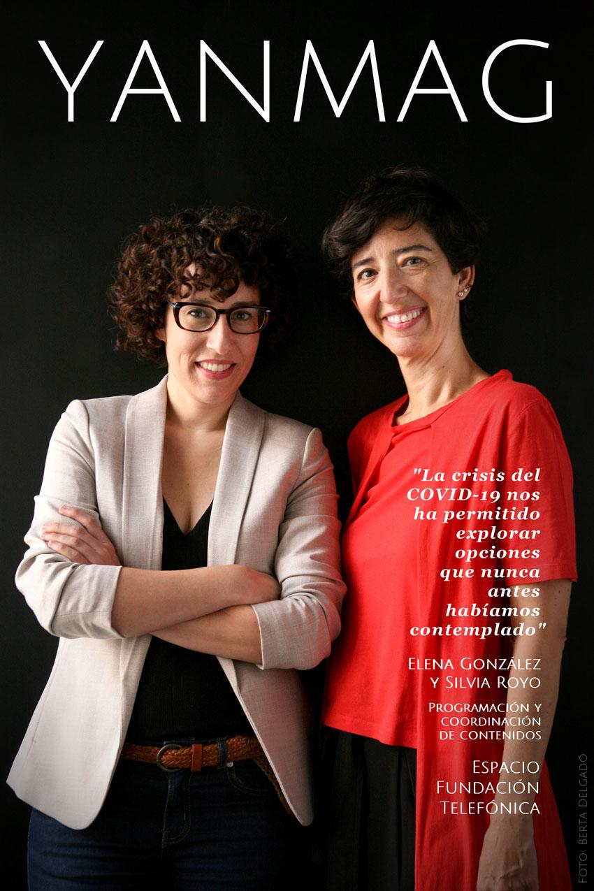 Elena-González-Silvia-Royo-Programacion y contenidos-en-Espacio-Fundacion-Telefonica