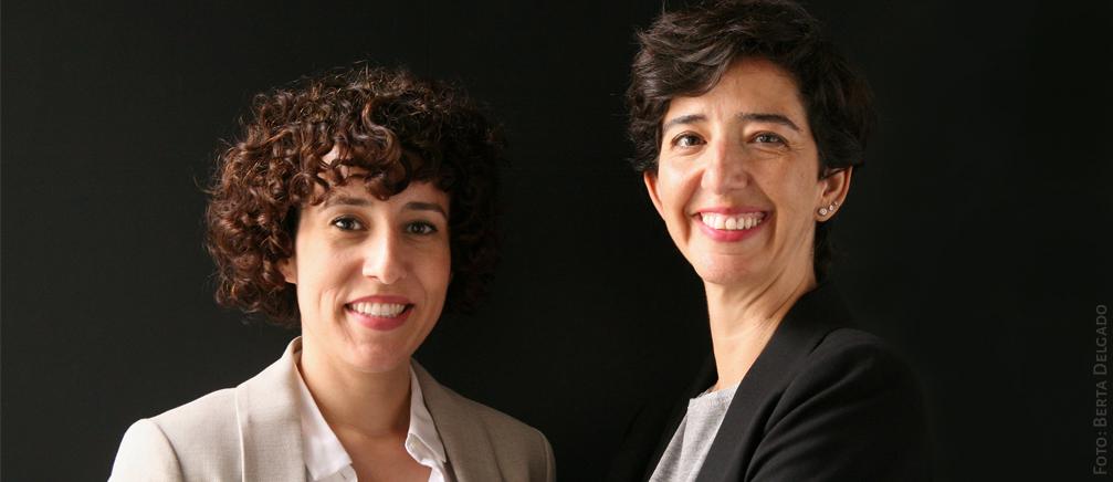 Elena González y Silvia Royo – Programación y coordinación de contenidos en Espacio Fundación Telefónica