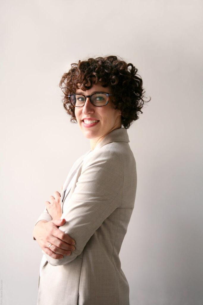 Silvia Royo. Gestora Cultural. Espacio Fundacion Telefonica. Foto: Berta Delgado