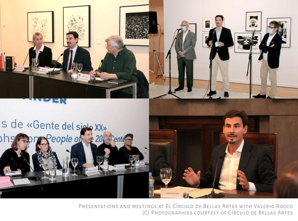 Presentations-meetings-Circulo-de-Bellas-Artes