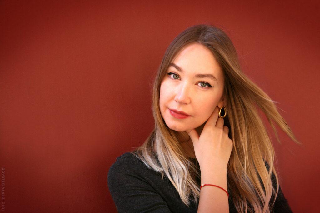Margaryta Yakovenko. Periodista, escritora y especialista en Redes Sociales. Foto: Berta Delgado. YANMAG