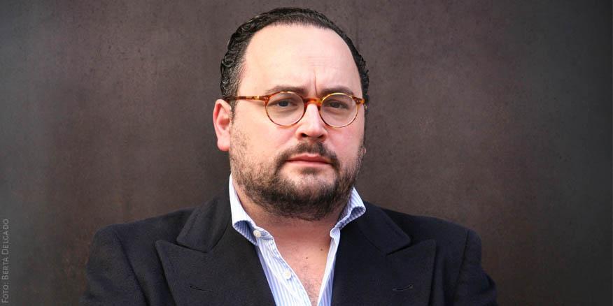 Ignacio Peyró – Escritor, Periodista y Director del Instituto Cervantes de Londres