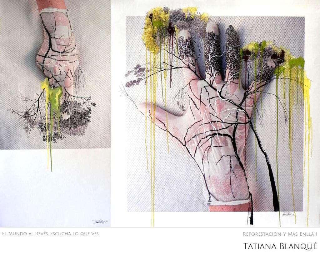 Tatiana Blanque - Artista plastica y comisaria