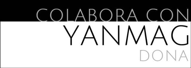 Donaciones Colabora con YANMAG