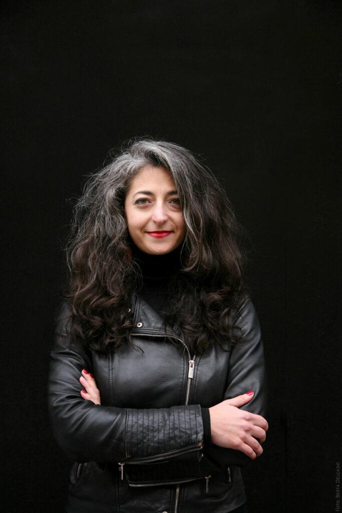 Shiva Roofeh. Facilitadora internacional, oradora, profesora. Foto: Berta Delgado. YANMAG