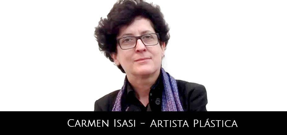 Carmen Isasi - Artista Plastica