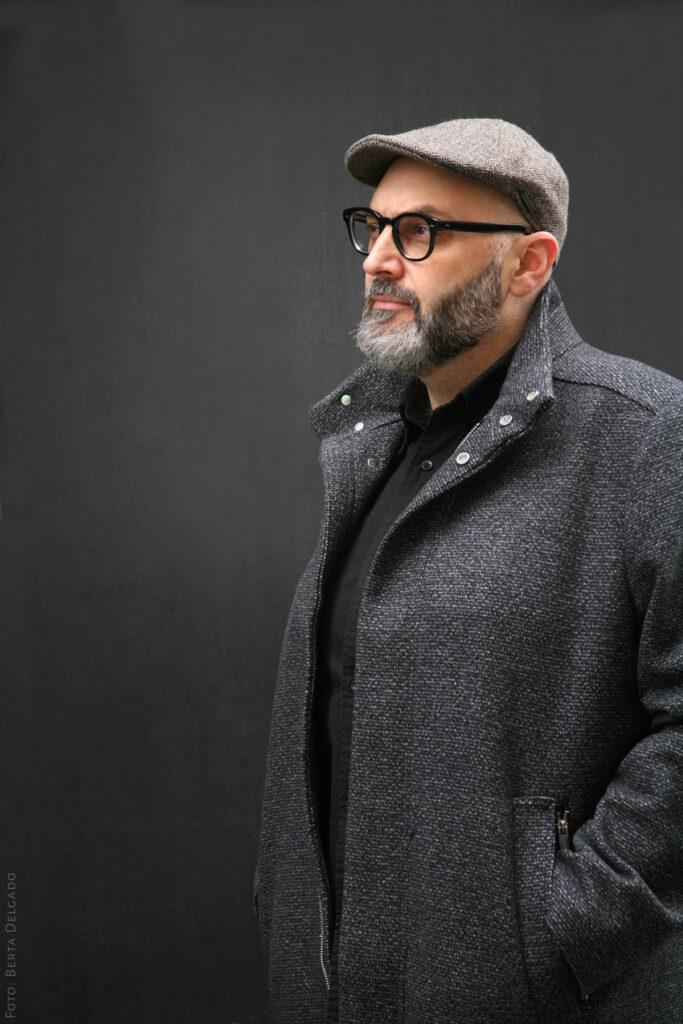 Miguel Angel Hernandez. Escritor, Investigador y Profesor. Foto: Berta Delgado. YANMAG