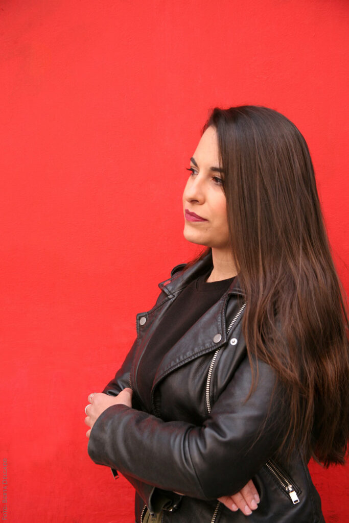 Nerea Blanco. Fundadora de Filosofers. Foto: Berta Delgado. YANMAG