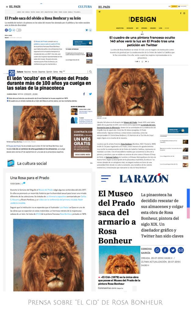 Prensa-sobre-El-Cid-de-Rosa-Bonheur