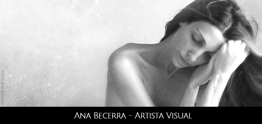 Ana Becerra- Artista Visual. Proyecto 8x8 Infinito x Infinito de Andrea Perissinotto