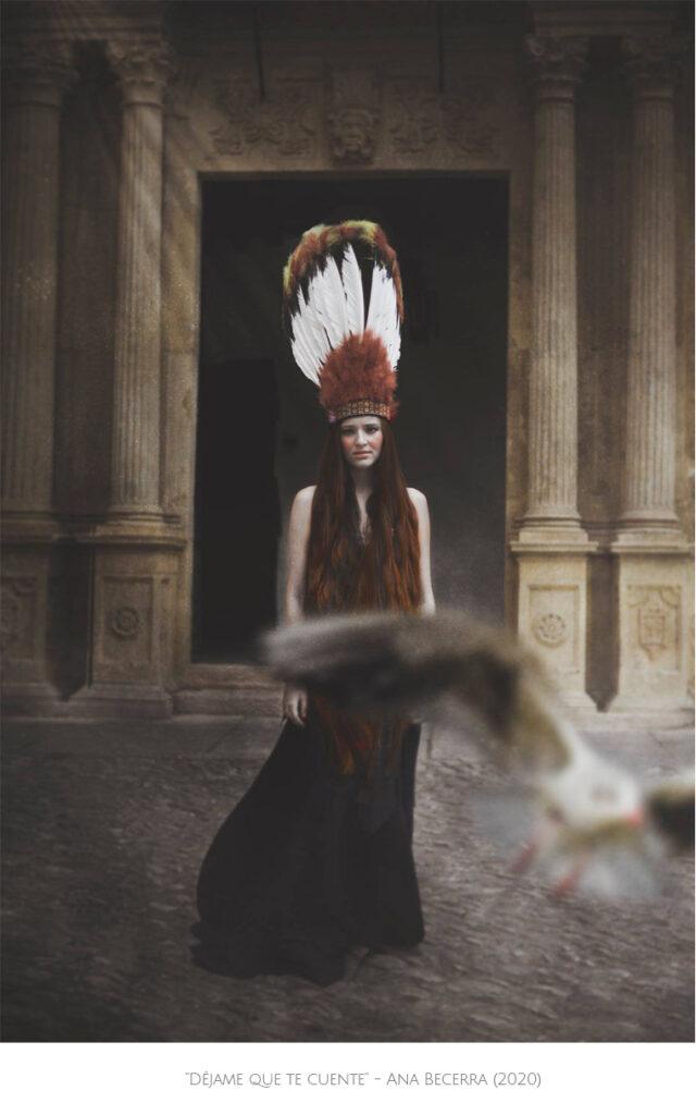 Ana Becerra. Artista Visual. Proyecto 8x8. Andrea Perissinotto