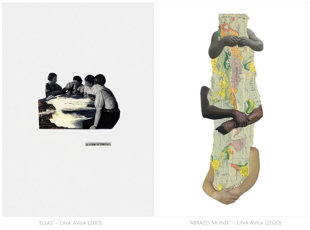 Lina Avila - Collage Republic