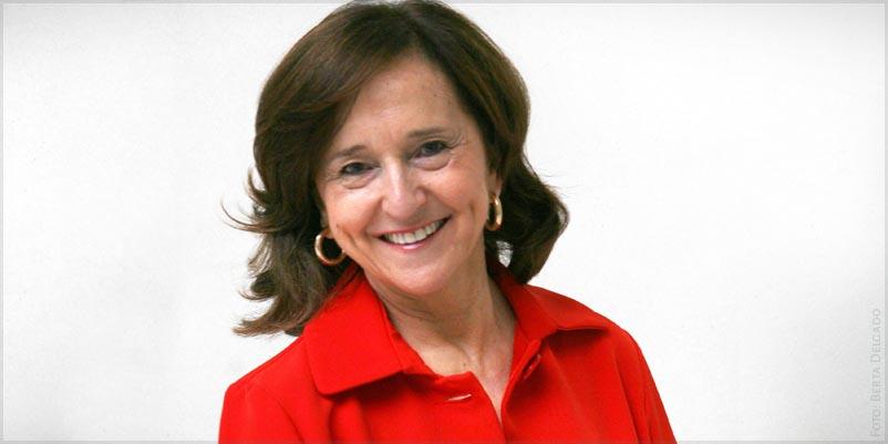 Ana Santos – Directora de la Biblioteca Nacional